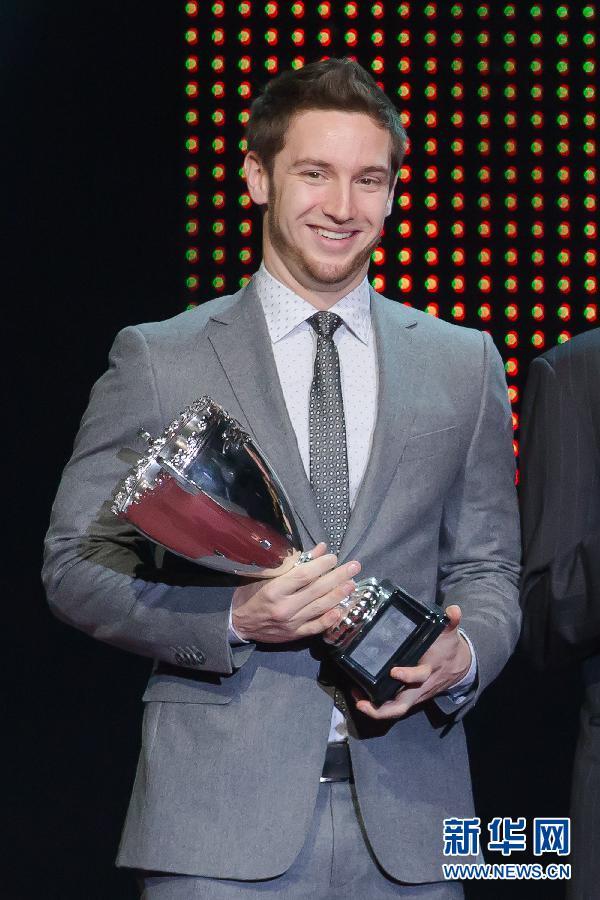 (体育)(5)匈牙利2013年度最佳运动员揭晓