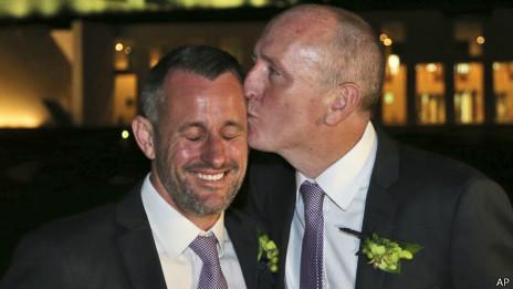 澳大利亚联邦法院推翻首都特区同性婚姻法案