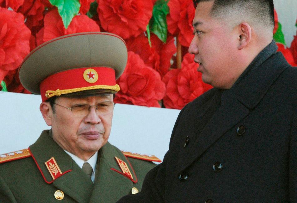朝鲜劳动党宣布解除张成泽一切职务并开除出党