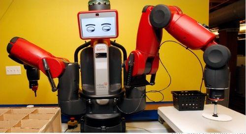美媒:机器人获美企青睐或成万亿美元新行业(图)