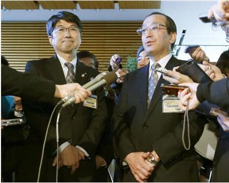 日本广岛长崎两市市长递交邀请函邀奥巴马访问
