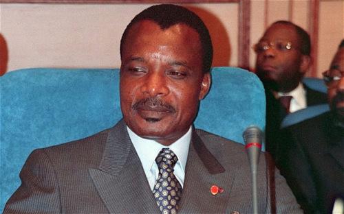 刚果共和国总统斥资百万置装拥有多辆豪车(图)