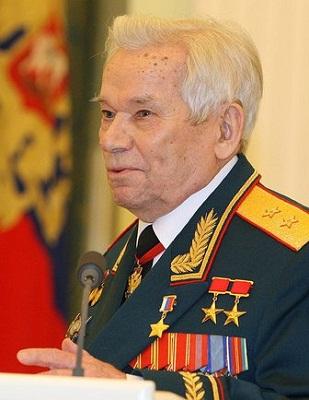 """""""枪王""""AK-47设计师葬礼将于27日在莫斯科举行"""