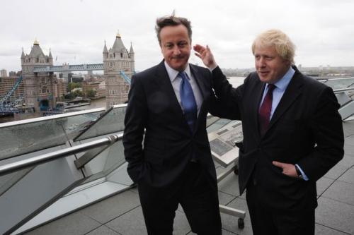 搜索排名:伦敦市长超卡梅伦成英最受关注政客