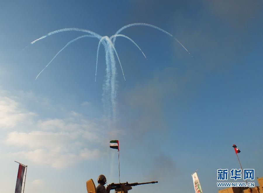(国际)(1)阿联酋展军力庆国庆