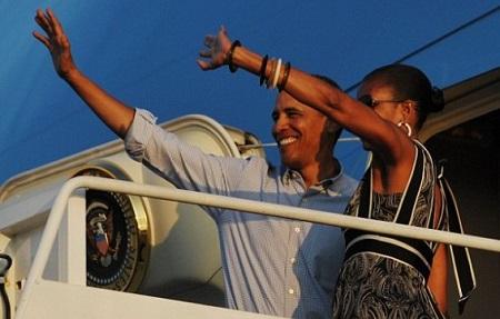 奥巴马夏威夷度假烧纳税人钱当地人恳请换地方