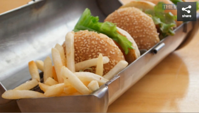 This Crazy Pneumatic Tube System Will Deliver Burgers at 87 MPH