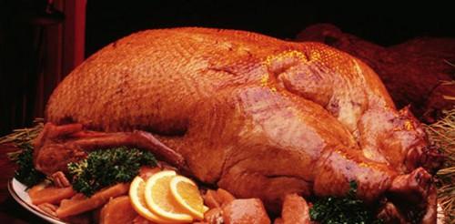 英国驻阿富汗部队圣诞节吃掉2吨火鸡