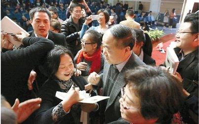 莫言受聘为杭州文艺顾问 为杭州文化发展把脉