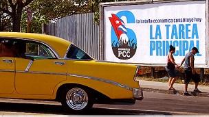 古巴放宽购买私家车限制民众可以自由购车(图)