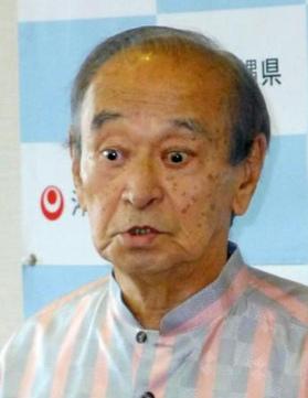 日本冲绳知事反对政府县内搬迁普天间机场计划