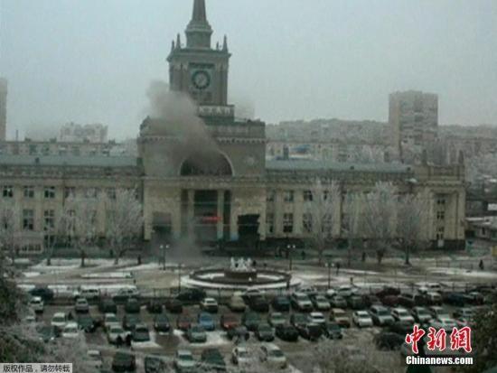 据法新社报道,当地时间12月29日,俄罗斯南部伏尔加格勒火车站发生自杀性爆炸。