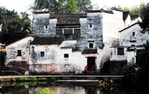 桐庐徐畈村,就像一幅水墨画。(资料图片)