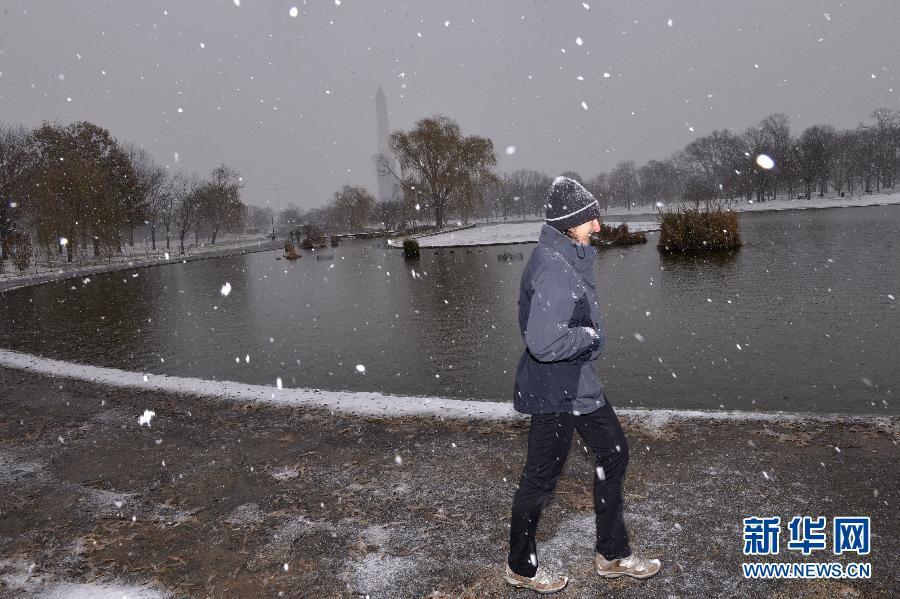 (国际)(3)华盛顿初雪