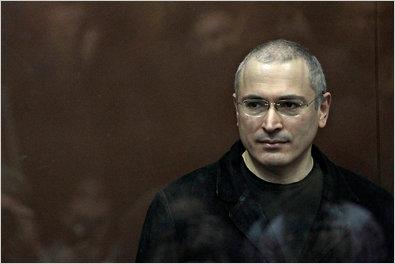 俄罗斯前石油寡头霍多尔科夫斯基已被监狱释放