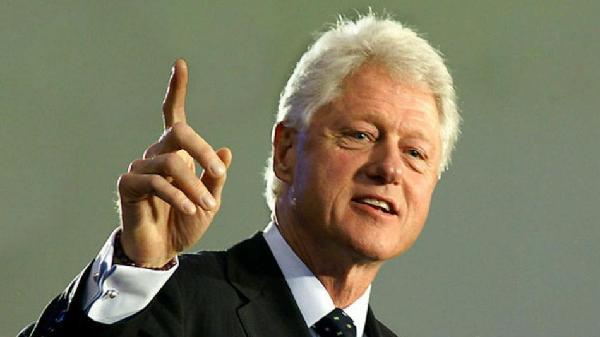 克林顿受访称从未否认自己曾抽大麻