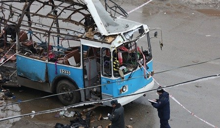 俄紧急情况部:伏尔加格勒爆炸死亡人数升至33人