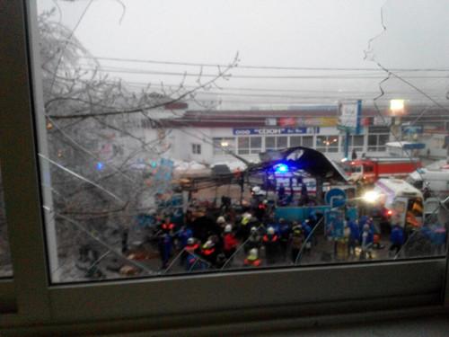 外媒:莫斯科红场发现可疑包裹正在进行疏散