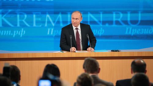 普京:俄有权在领土上部署导弹系对美国回应
