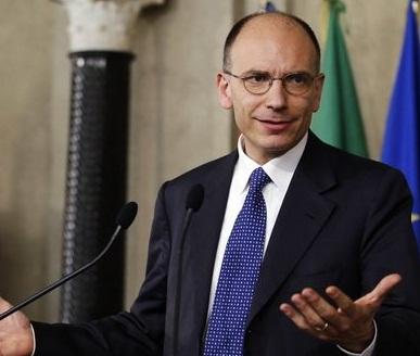 意大利莱塔政府赢得议会信任票巩固执政基础