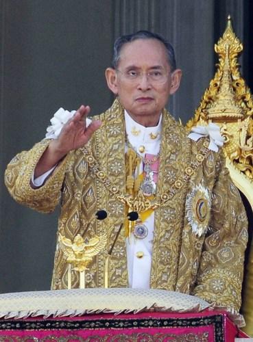 泰国国王:各方应该通力合作共同促进国家稳定