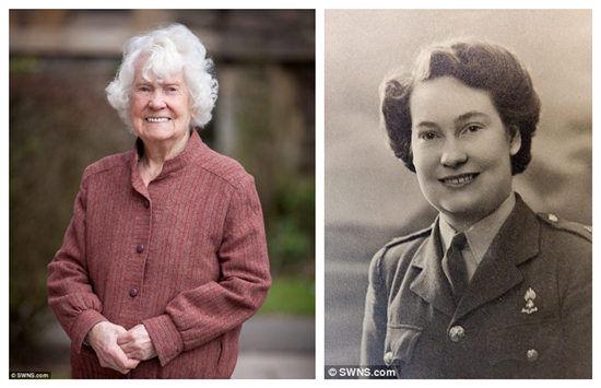 尽管已经91岁高龄,但贾丝明·斯库依然不减当年风采。