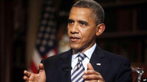 奥巴马称与伊朗达最终核协议概率在50%以下