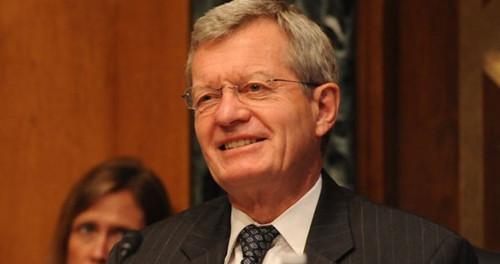 美媒:美驻华大使人选鲍卡斯长期支持对华贸易开放