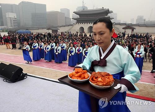 韩国越冬泡菜文化列入联合国非遗名录