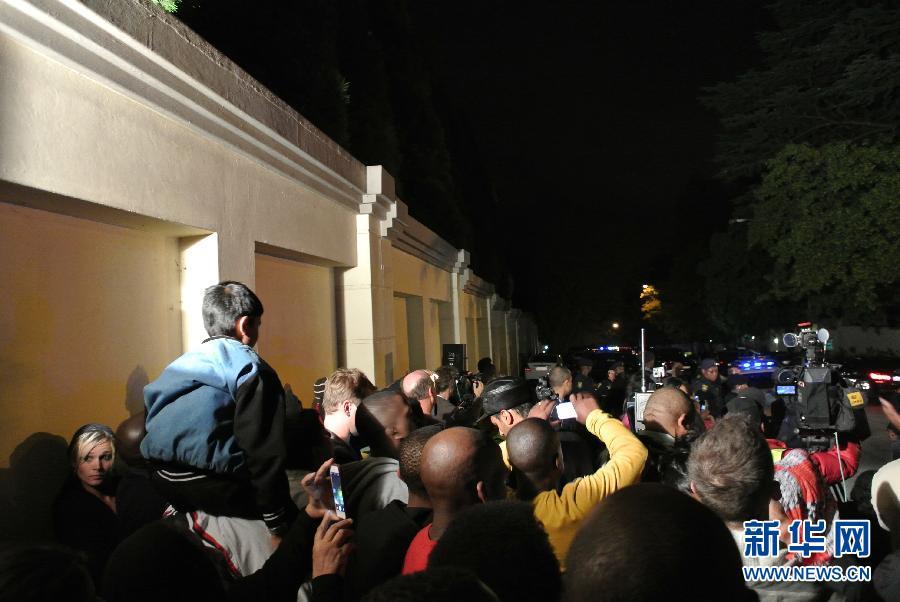 (国际)(1)南非前总统曼德拉去世