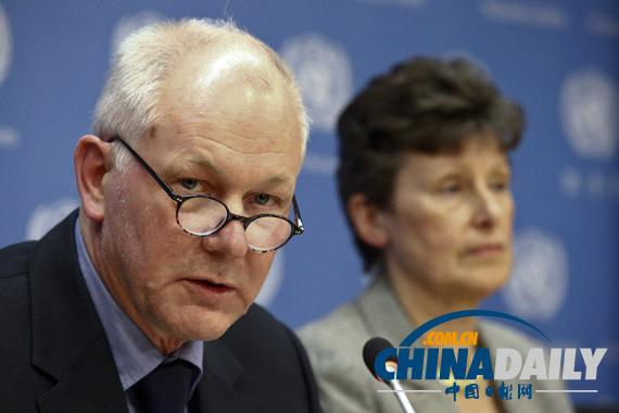 俄官员:俄要求提供叙政府使用化武证据遭美忽视