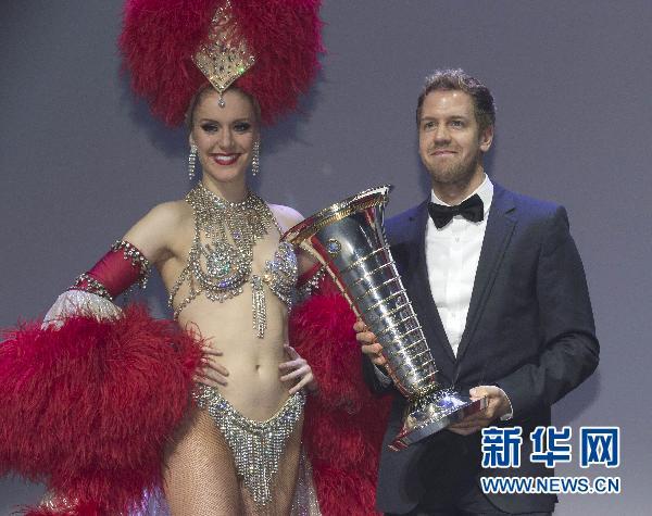 (体育)(2)赛车——国际汽联颁奖典礼在法国举行