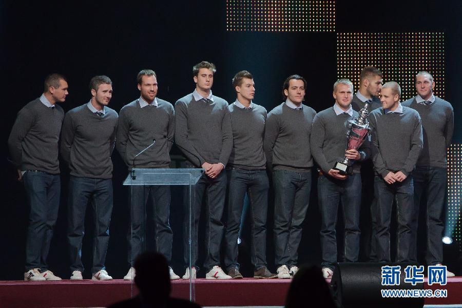 (体育)(6)匈牙利2013年度最佳运动员揭晓