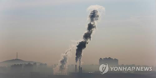 韩国政府树立温室气体减排目标力争6年下降30%