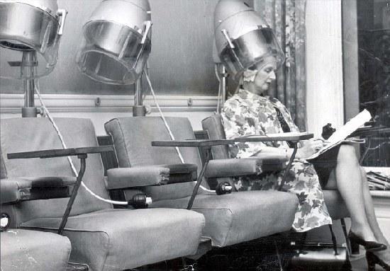 文件披露撒切尔夫人每3天约见理发师 保持标志发型