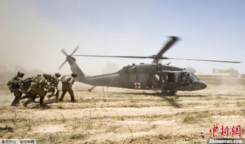 北约2014年将从阿富汗撤军
