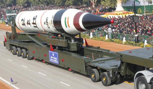 印度国产弹道导弹(原文配图)
