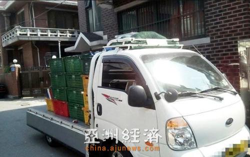 在韩中国留学生涉嫌无照经营被查月入千万韩元