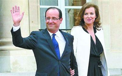 记者称法国总统曾表态不需要第一夫人引发猜测