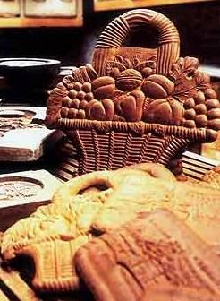 """比利时小城蜂蜜饼""""硬梆梆""""光靠牙很难嚼(图)"""