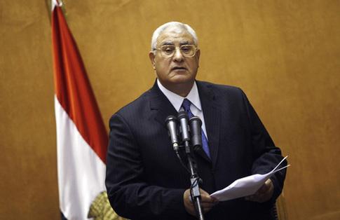 埃及将提前进行总统选举军方领袖或将宣布参选