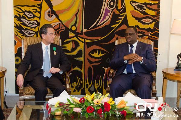 王毅结束塞内加尔访问回国 圆满完成非洲四国之行