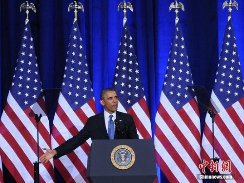 多数民众对奥巴马缺信心白宫望国情咨文扭颓势