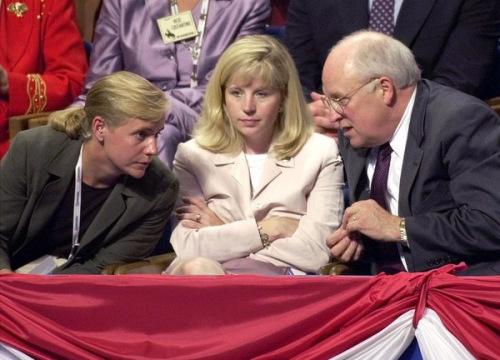 美国前副总统切尼之女将退出参议员竞选