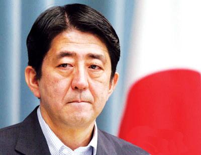 日华媒:日本首相安倍晋三压力过大夜夜借酒入眠
