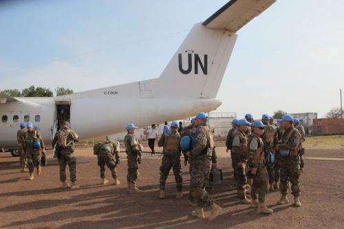 联合国称南苏丹安全局势恶化吁募捐5900万美元