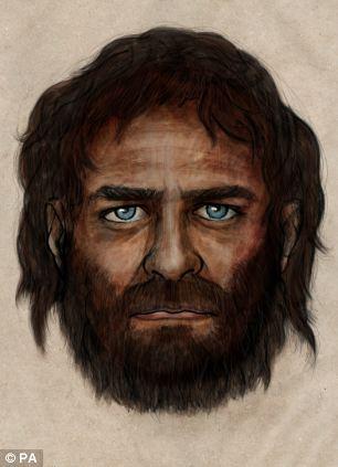 研究称欧洲人原非白人拥有蓝眼睛黑皮肤(图)