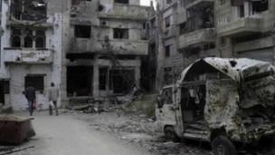 叙利亚和谈达成暂时协议允许妇孺离开被困城市