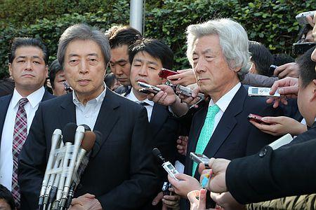 日本两前首相抱团参选东京都知事被批老兵该隐退