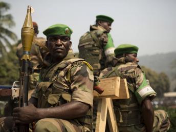 中非临时国会开始选新总统法国与联合国议派兵